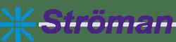 Ströman Maskin AB – Gatusopmaskin Saltspridare Sandspridare Sopmaskiner Snöplogar Arctic Machine Bucher Ploghydraulik VV95 Plogfäste Westbjörn Logo