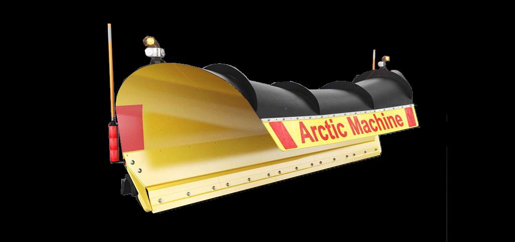 Fjärilssnöplog från Arctic Machine